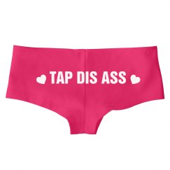 Valentine's Day Tap Dis Ass