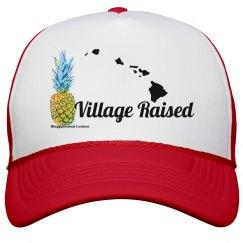 Village raised