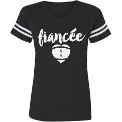 Football Fiancée In Love