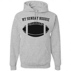 my sunday hoodie