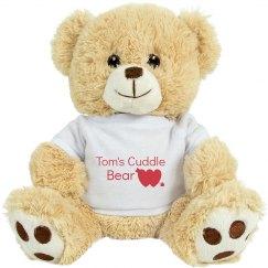Tom's Cuddle Bear