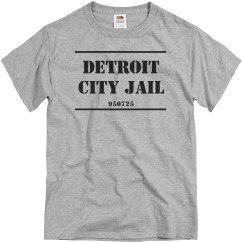 Detroit city jail