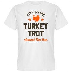 Turkey Trot Fun Run Group Tees