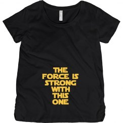 The Force Is Strong Baby