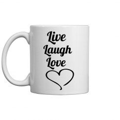 Live laugh love