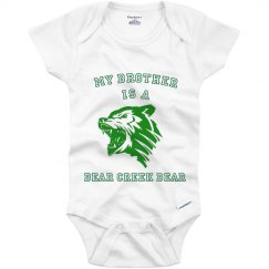 Bear Creek Bears Onsie