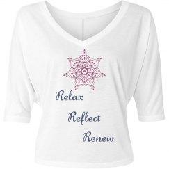 Relax reflect renew