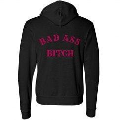 WOMEN'S BAD ASS BITCH HOODIE