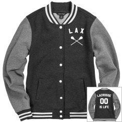 Custom LAX Lacrosse Is Life