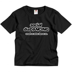 Social DisDANCING Youth Tee