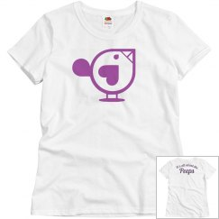 It's All About the Peeps HR budget Tee Shirt