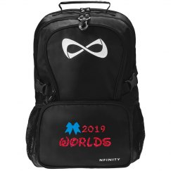 Worlds 2019 Backpack
