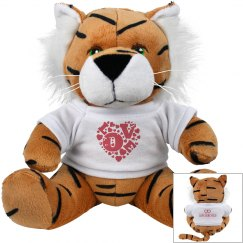 LOVEGONEWILD - Tiger - Red