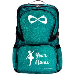 Custom Name Trendy Dance Bag Gift