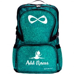 Custom Name Dance Girl Practice Bag