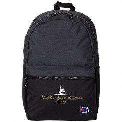 Dance School Gear Bag With Custom Name Option