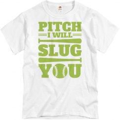 Gonna Slug That Pitch