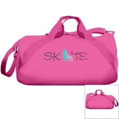 Light Pink Performance Duffel Bag
