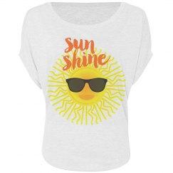 Sun Shine Sun Face