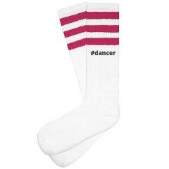 #dancer socks