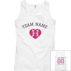 Team Name Custom Tank