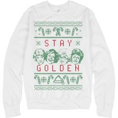 Stay Golden This Christmas