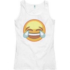 Happy emoji shirt