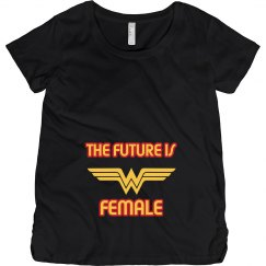 The Future Is Female Wonder Baby