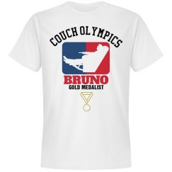 Bruno. Couch Olympics