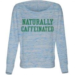 Naturally caffeinated