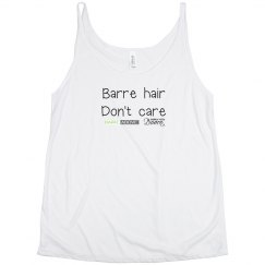 Barre Hair Don't Care