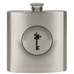 T.R.U.T.H Logo Flask