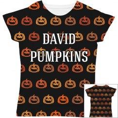 I'm David Pumpkins All Over Print