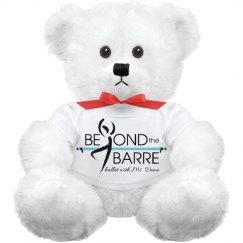 Beyond the Barre Teddy Bear