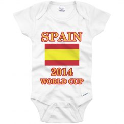 Spain 2014 World Cup