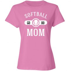 Players Number Softball Mom