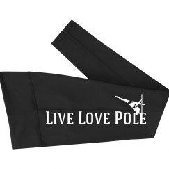Live Love Pole Yoga pant