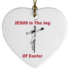 Jesus the joy of easter