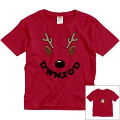 Holiday Reindeer Youth