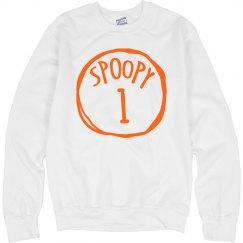 Spoopy 1 Costume