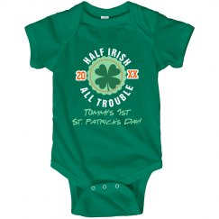 1st St. Patrick's Day