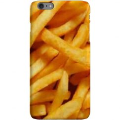 French fries phone case.