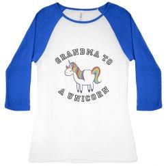 Grandma Unicorn