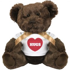 Hugs Kisses Valentines Day