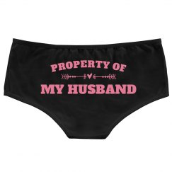 Property Of Husband Valentine's Day