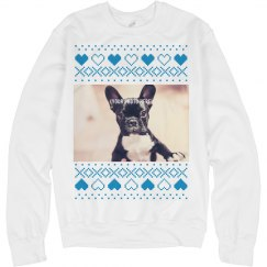 Custom Photo Christmas Sweater Gift