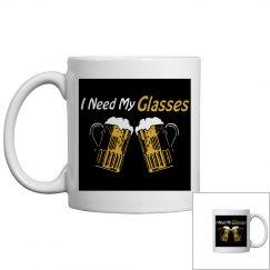 Beer Drinker Humor Mug