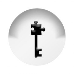 T.R.U.T.H Button (logo)