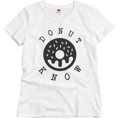 Donut Know Friend
