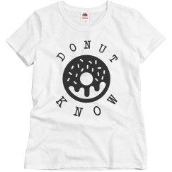 Donut Know Friend